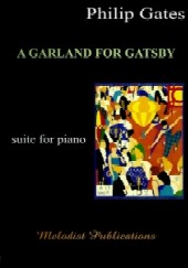 A Garland for Gatsby Sheet Music Cover