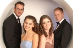 Photo of The Carducci Quartet